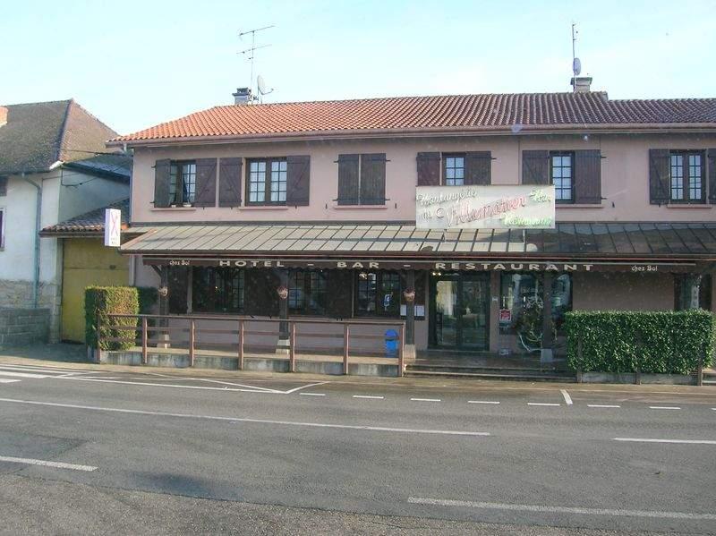 Bellegarde Sainte Marie Restaurant